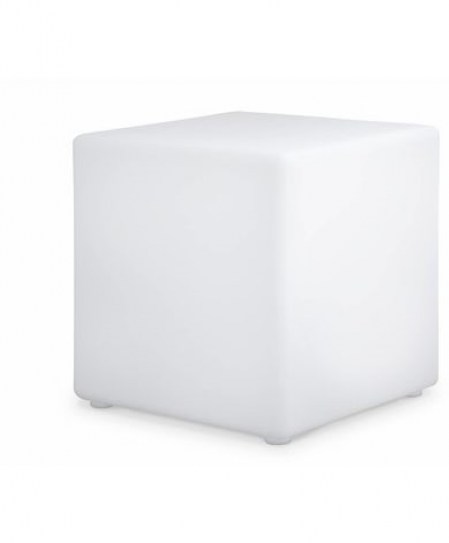 cubo luminoso led multicolore